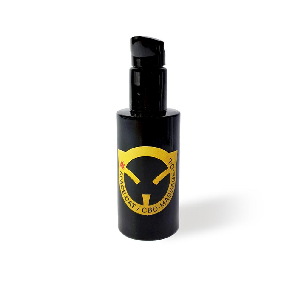 SENSUAL MASSAGE body oil 100mg