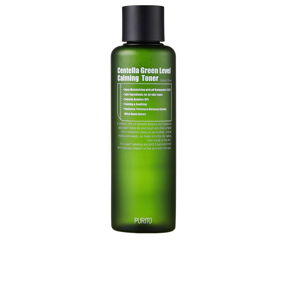 CENTELLA GREEN LEVEL RECOVERY calming toner