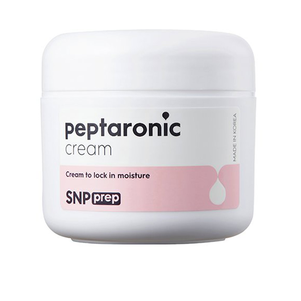 PEPTARONIC cream to lock in moisture