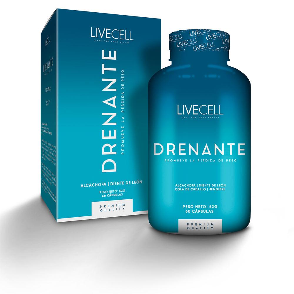 DRENANTE promueve la pérdida de peso cápsulas