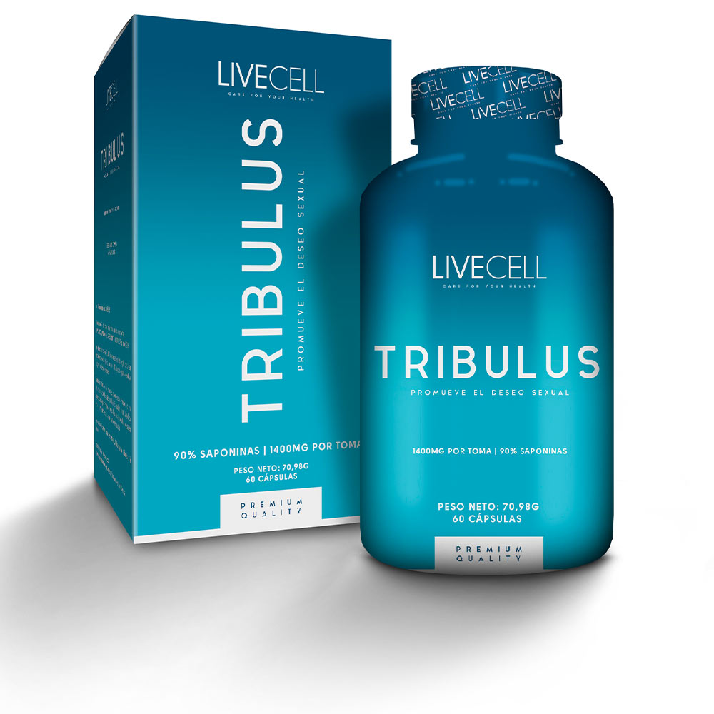TRIBULUS promueve el deseo sexual cápsulas