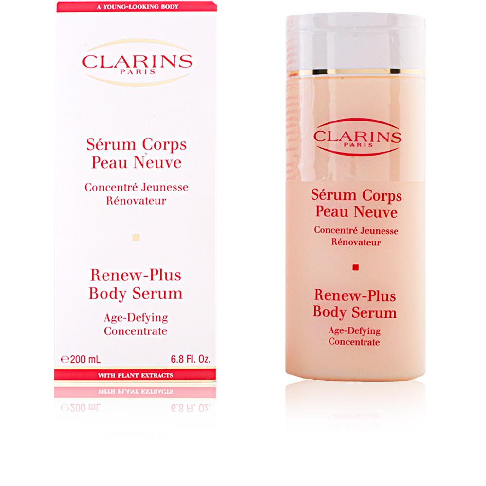 serum peau neuve visage clarins