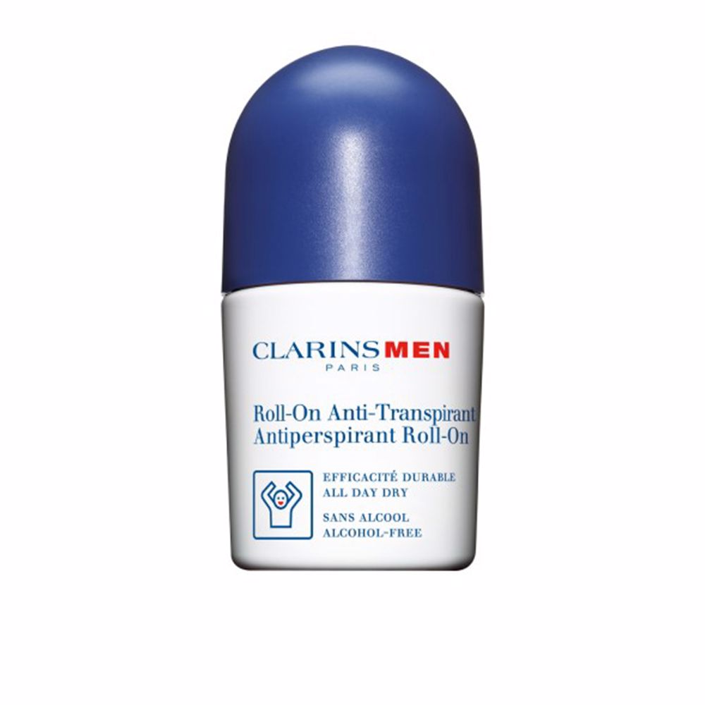 MEN antiperspirant deodorant roll-on