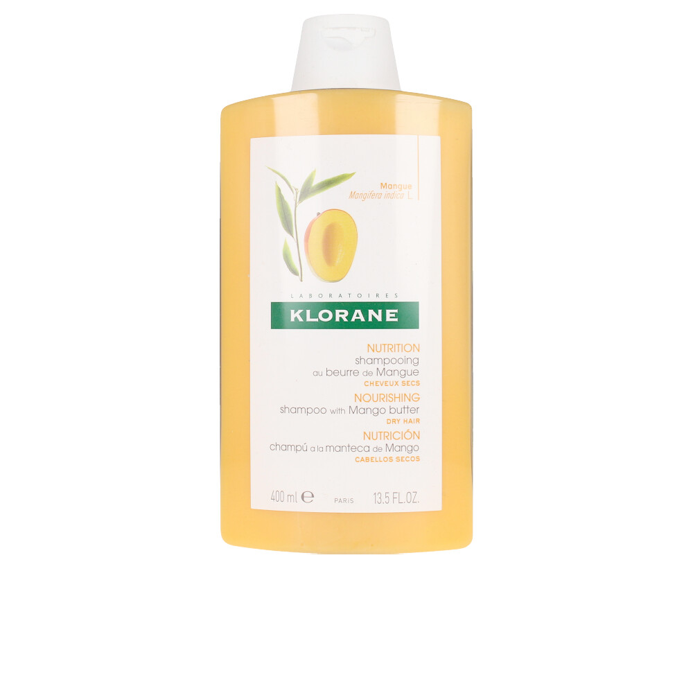 NUTRITION shampoo with mango butter