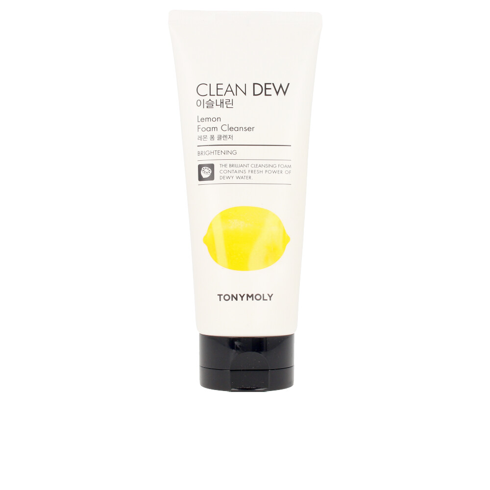 CLEAN DEW lemon foam cleanser