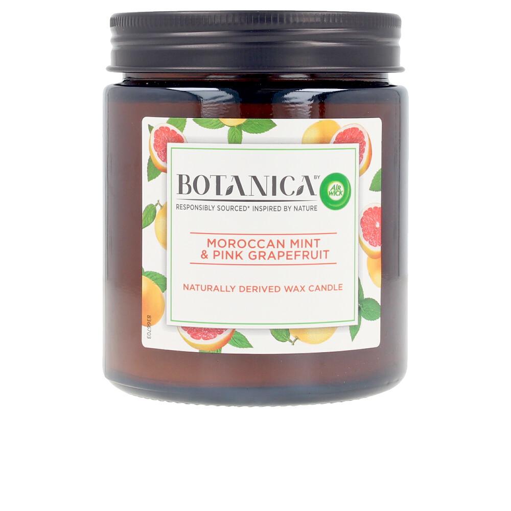 BOTANICA VELA mint & pink grapefruit