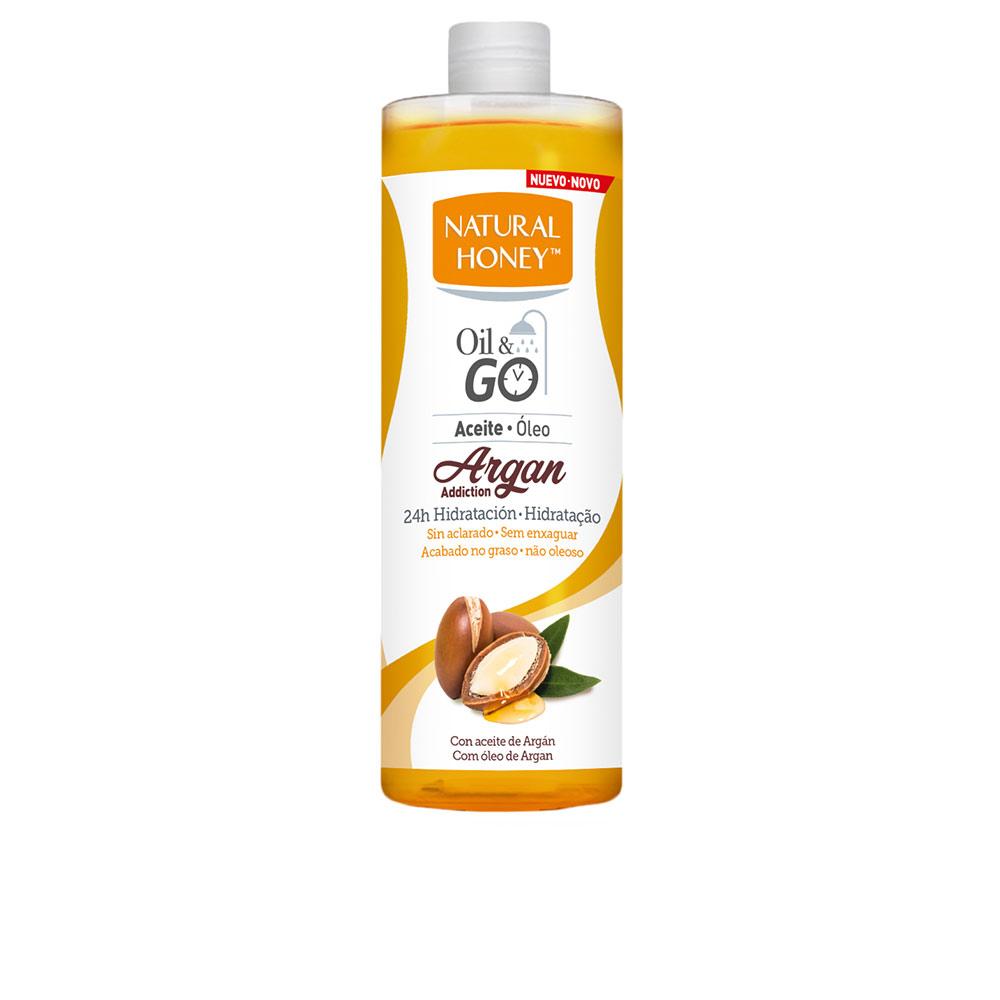 ELIXIR  DE ARGAN OIL & GO aceite hidratante