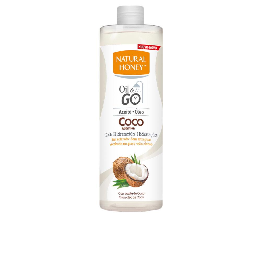 COCO ADDICTION OIL & GO aceite corporal