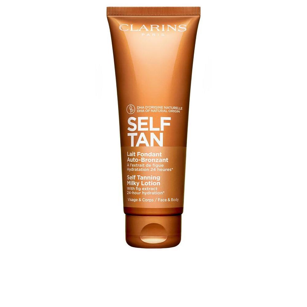 SUN crème délicieuse auto-bronzante