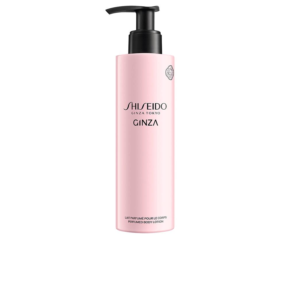 GINZA body lotion