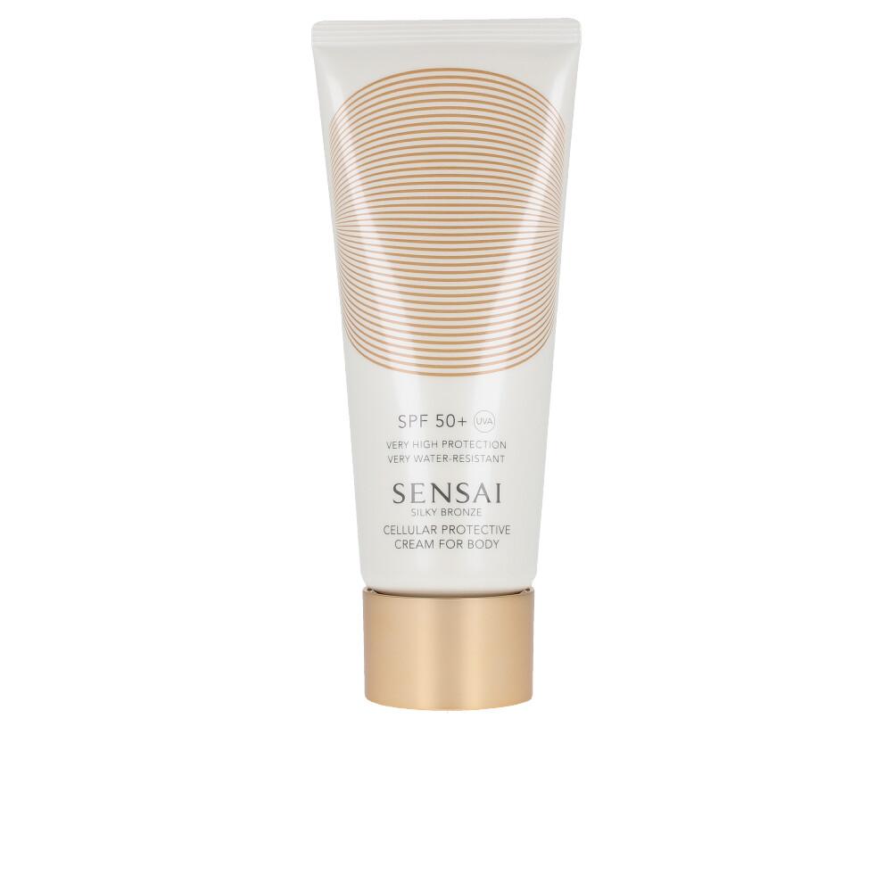 SENSAI CELLULAR PROTECTIVE body cream SPF50+
