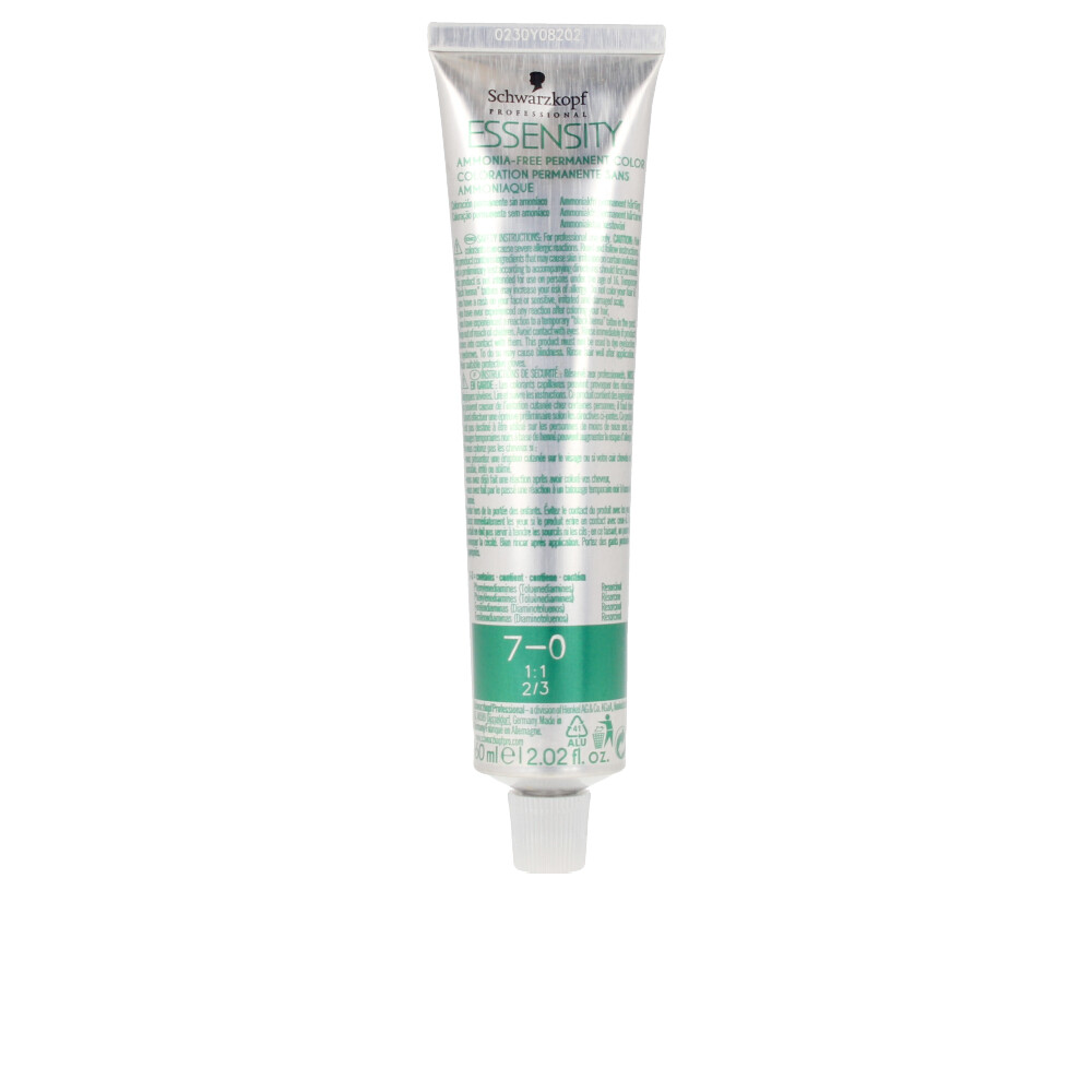 Essensity ammonia-free permanent color #7-0 60 ml