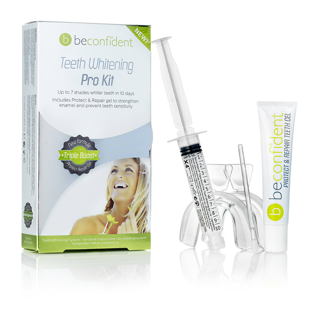 TEETH WHITENING pro kit