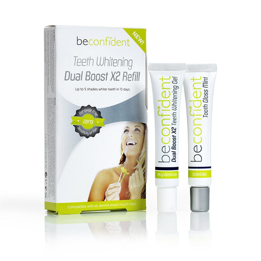 TEETH WHITENING dual boost refill