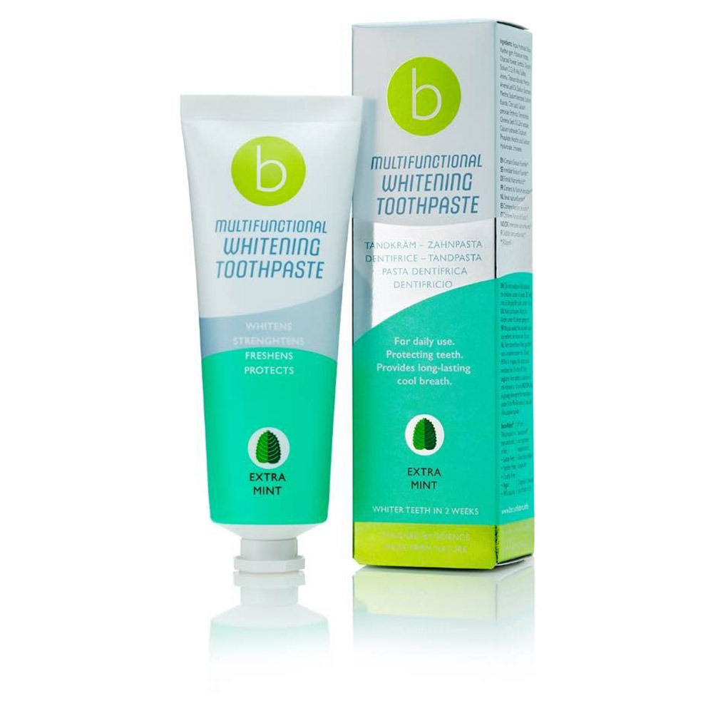 MULTIFUNCTIONAL whitening toothpaste #extra mint