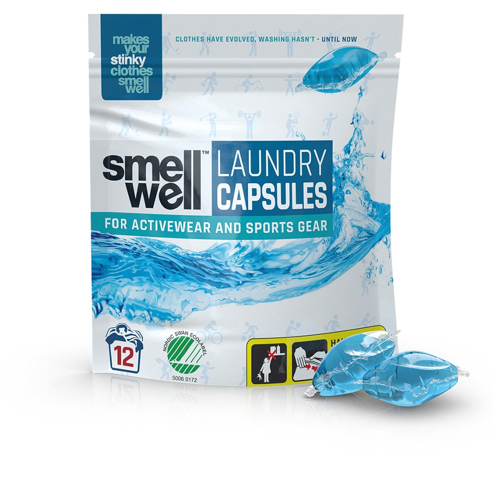 SMELLWELL LAUNDRY capsules