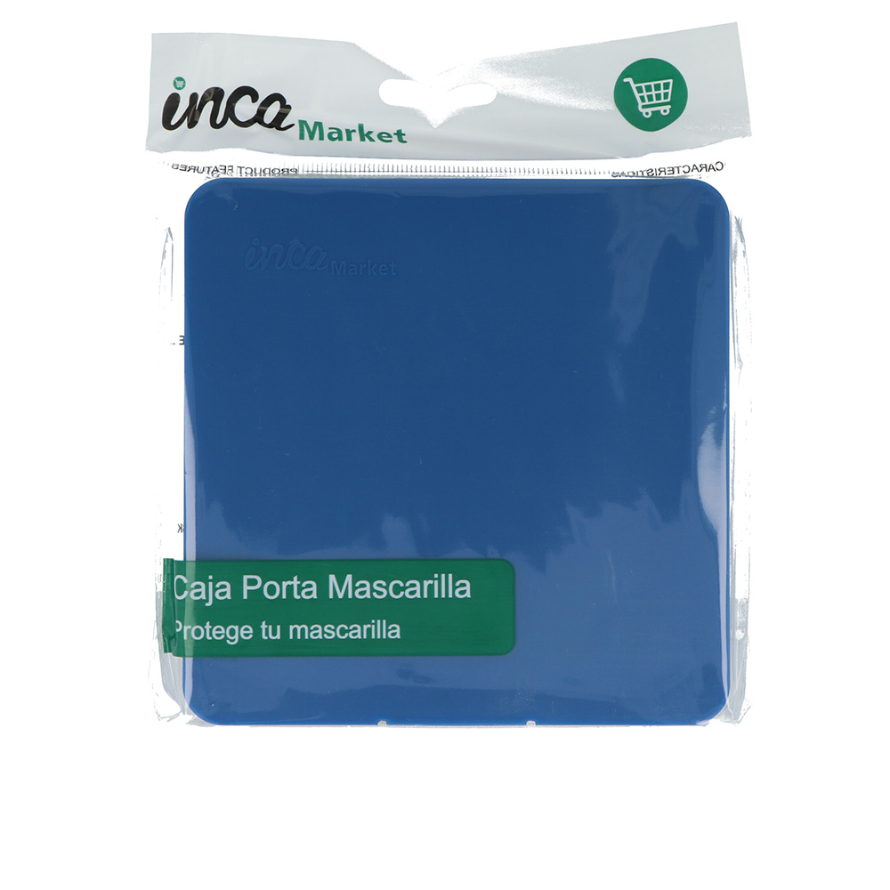 MARKET porta mascarilla FFP2 quirúrgica/higiénica #azul mari