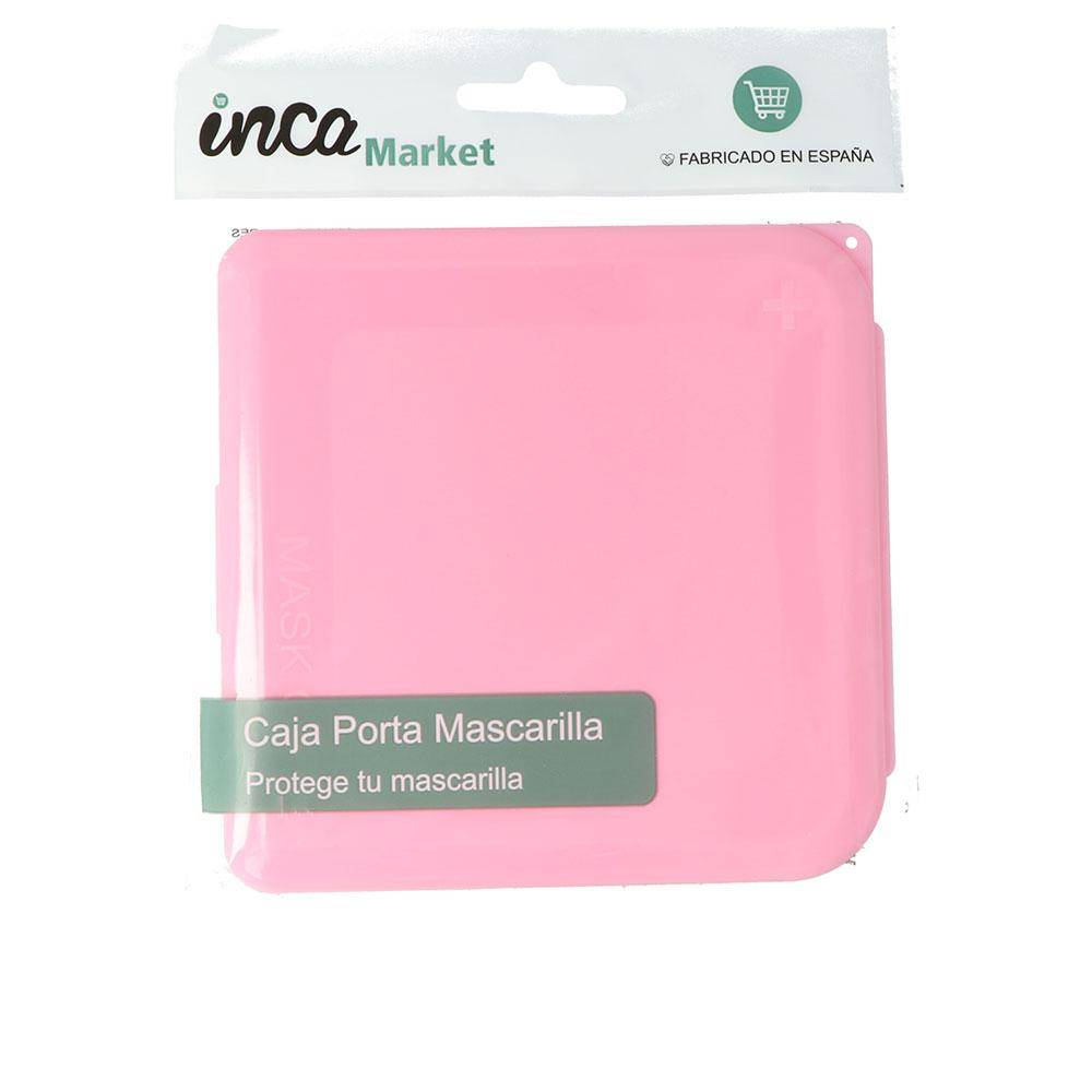 MARKET porta mascarillas #rosa
