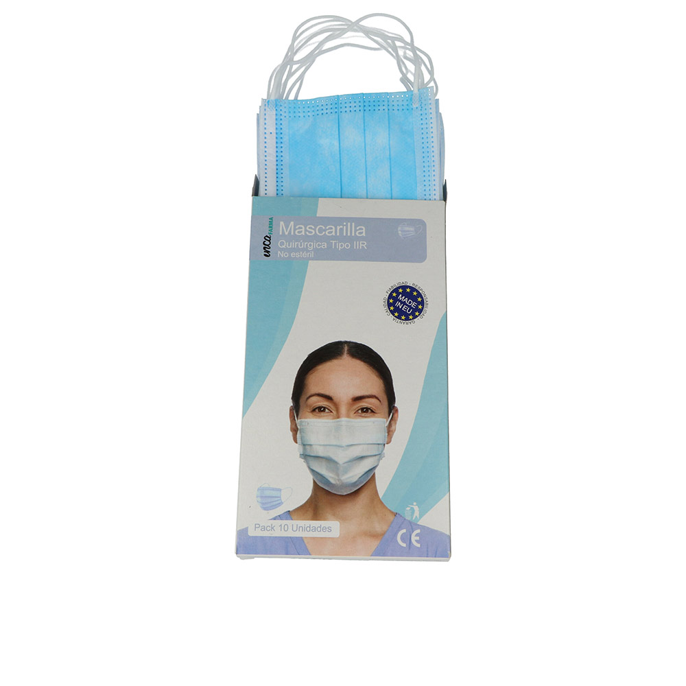 FARMA mascarilla quirúrgica IIR adulto made in Spain #azul