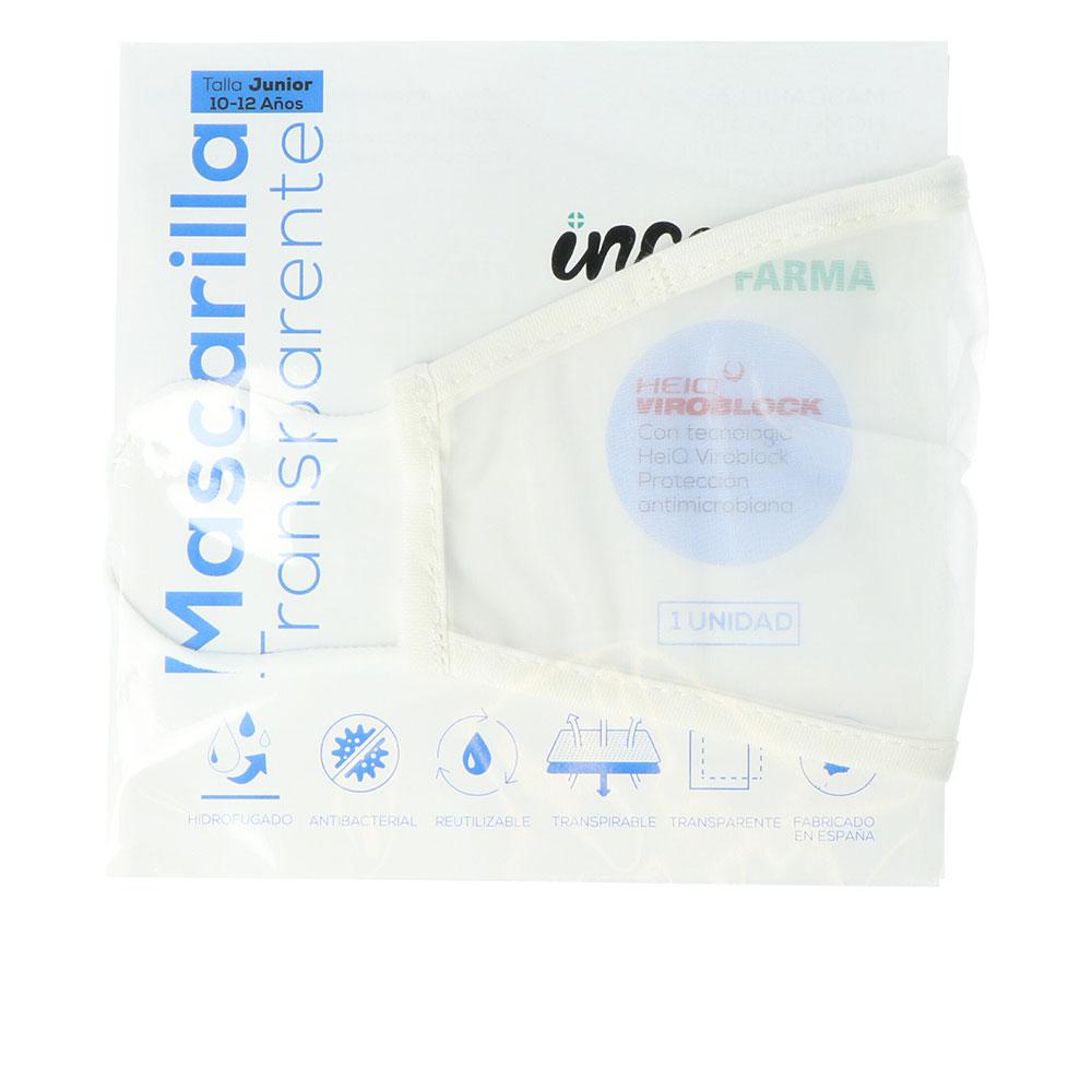 FARMA mascarilla higiénica reutilizable junior #blanca
