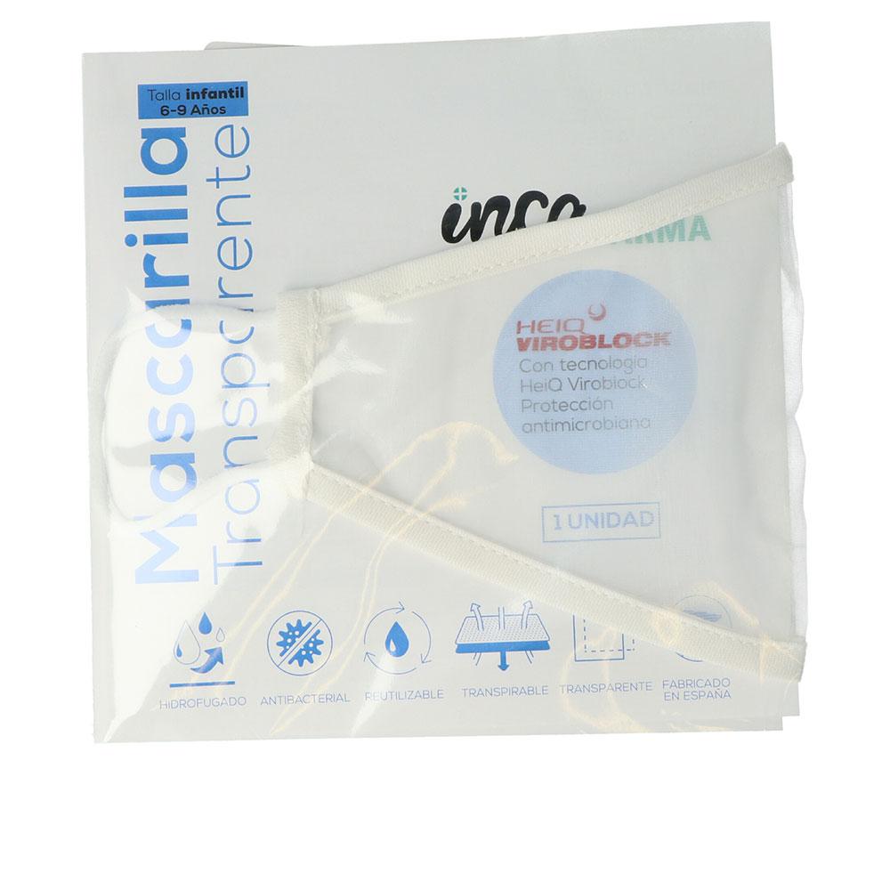 FARMA mascarilla higiénica reutilizable infantil #blanca