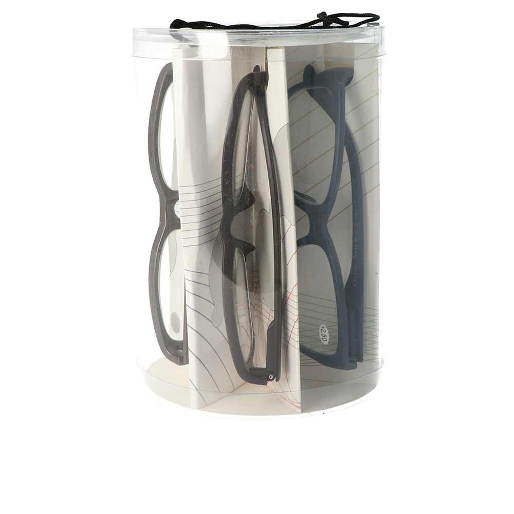 GAFAS LECTURA pack 5 hombre - 2,5