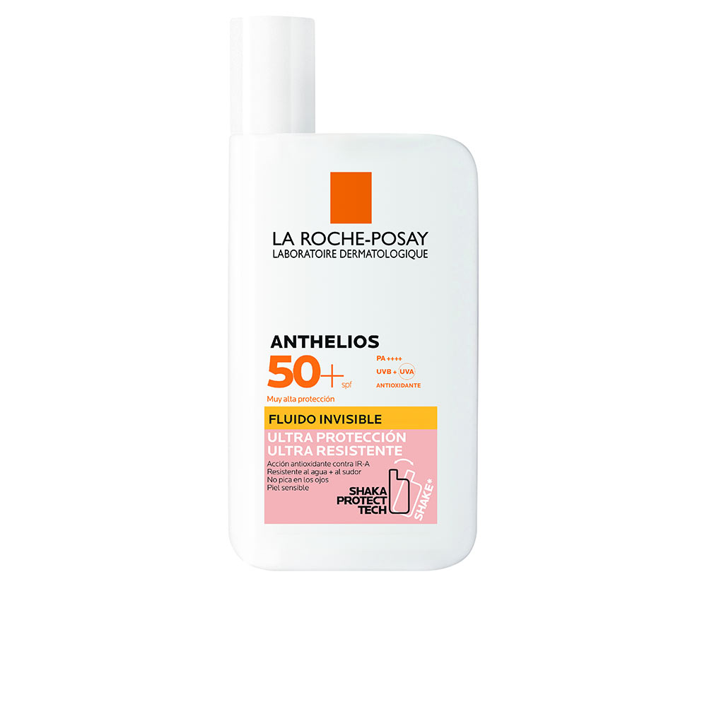 ANTHELIOS fluide invisible SPF50+ couleur