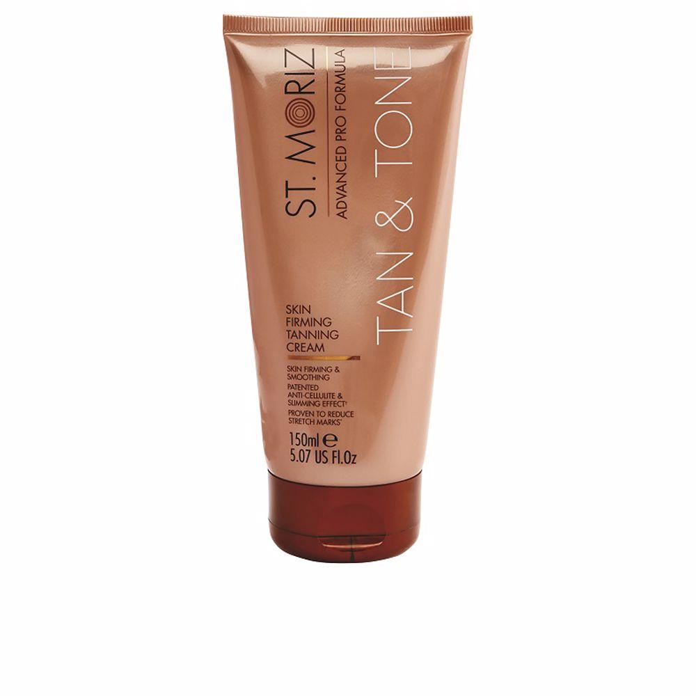 ADVANCED PRO FORMULA skin firming tanning cream