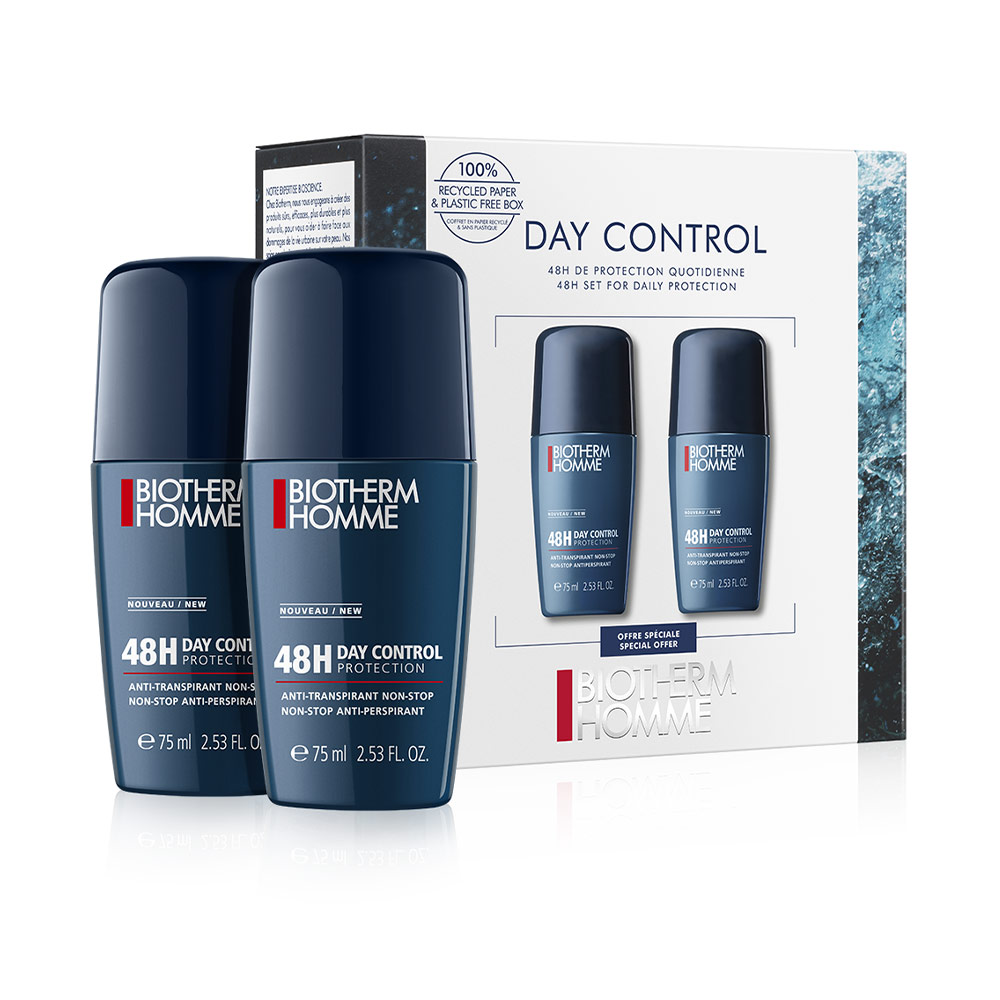 HOMME DEO DAY CONTROL 48H SET