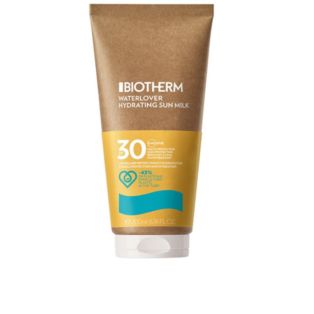 SUN WATERLOVER hydrating sun milk SPF30