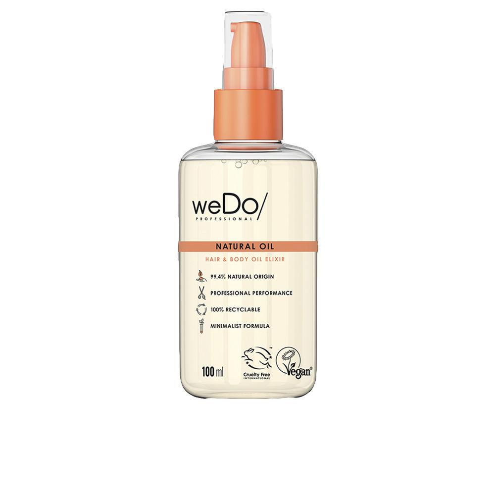 NATURAL OIL hair & body oil elixir