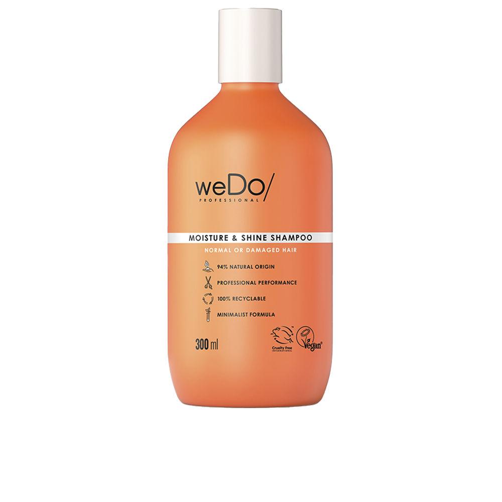 MOISTURE & SHINE shampoo