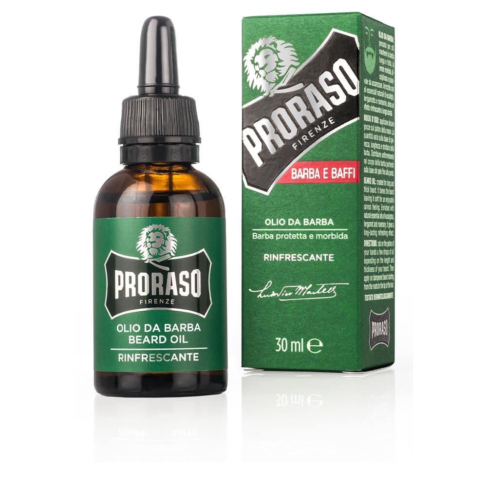 GREEN aceite para barba