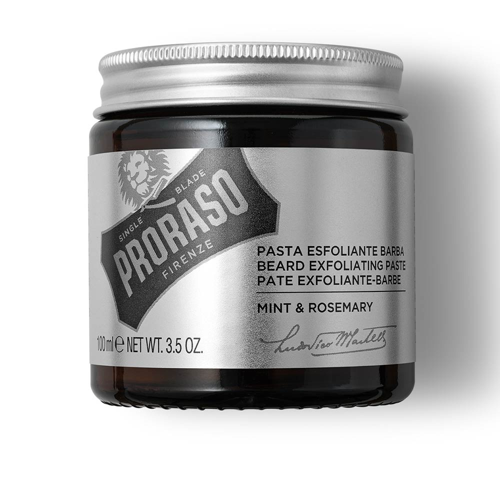 PROFESIONAL pasta para exfoliar barba