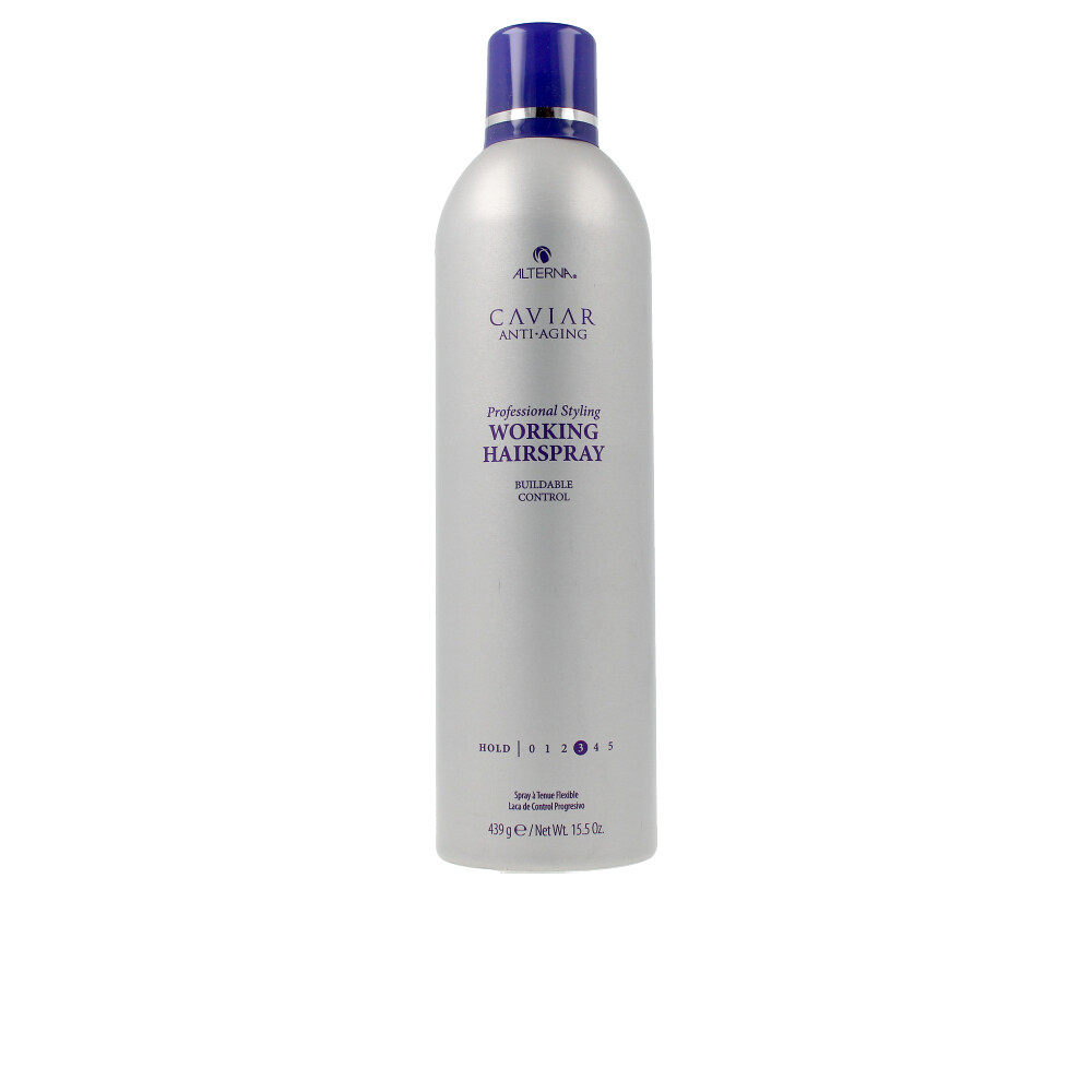 CAVIAR ANTI-AGING working hairspray