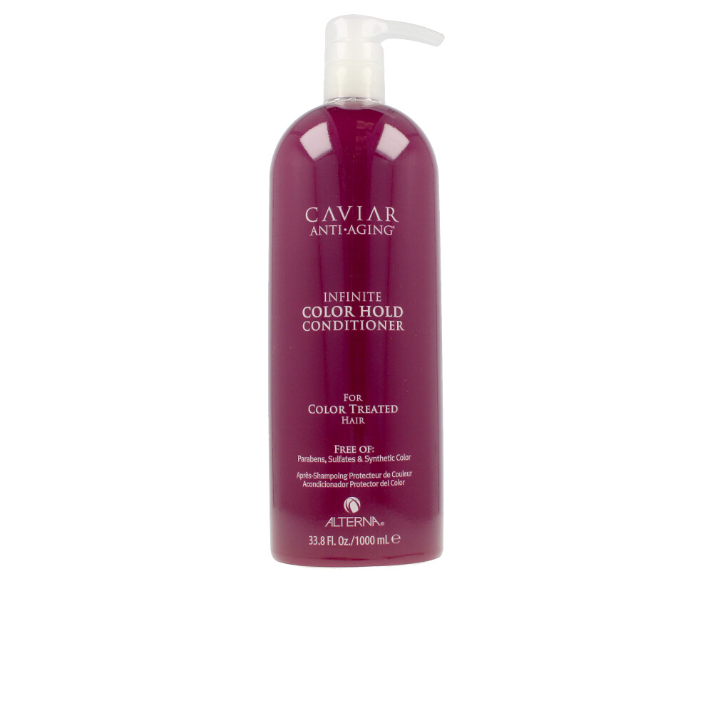 CAVIAR INFINITE COLOR HOLD conditioner back bar