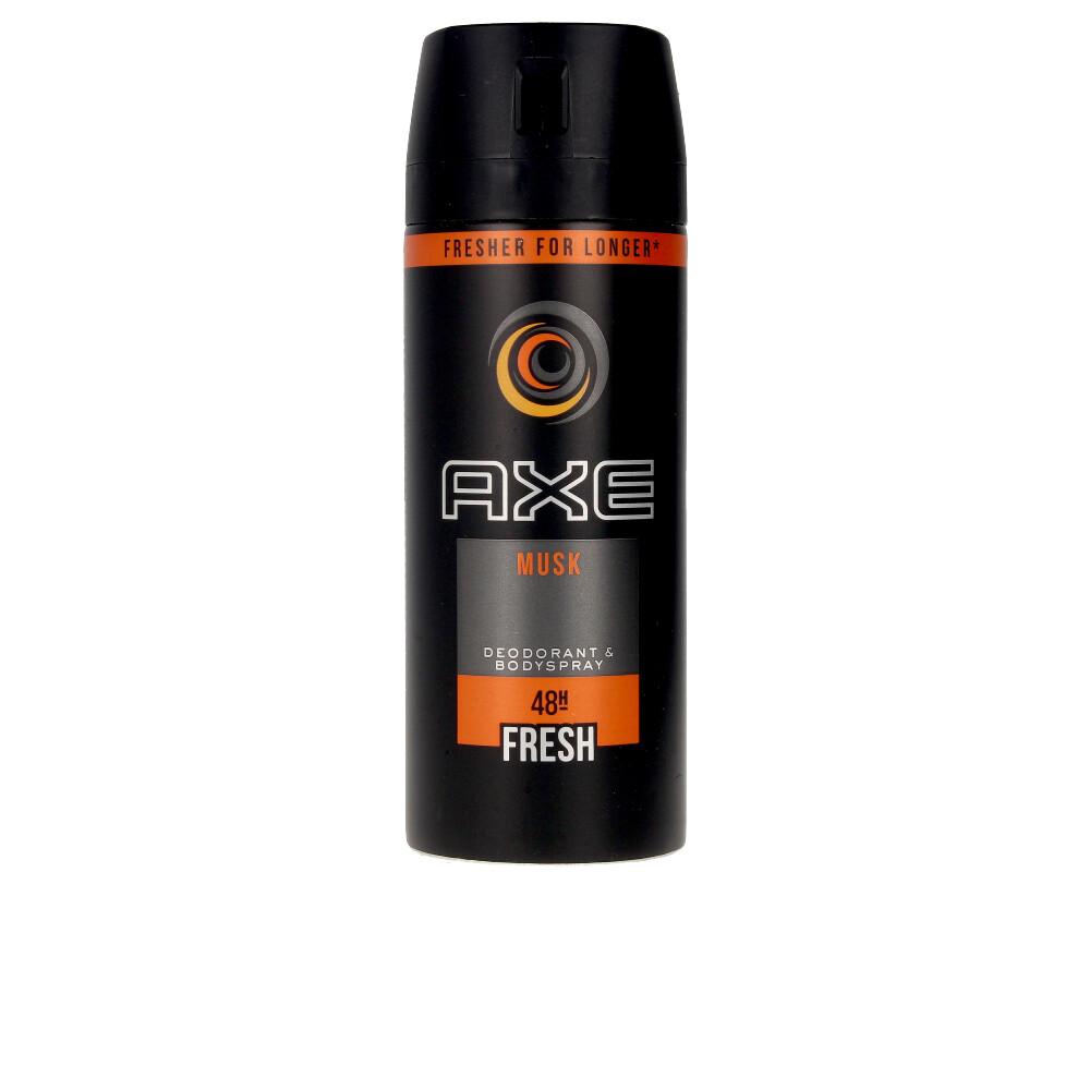 MUSK deodorant spray
