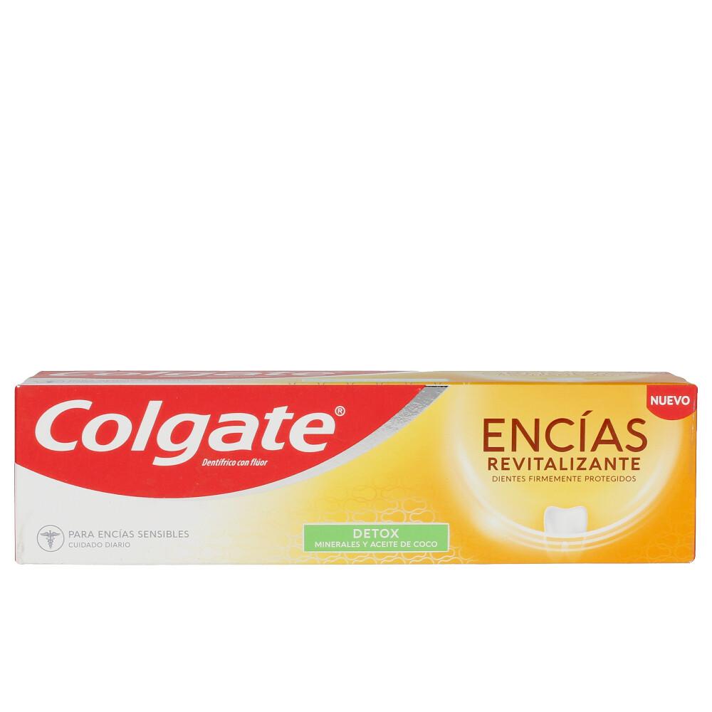ENCÍAS REVITALIZANTE DETOX dentífrico