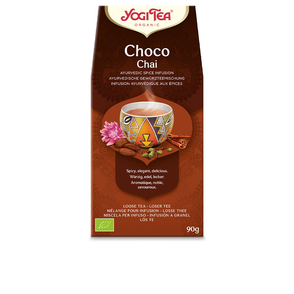 CHOCOLATE CHAI infusión