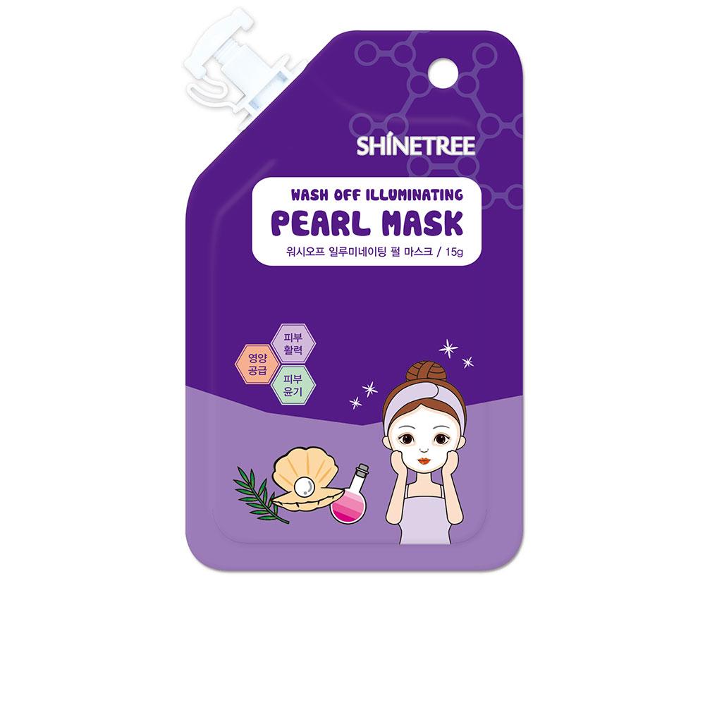 PEARL wash off illuminating mask