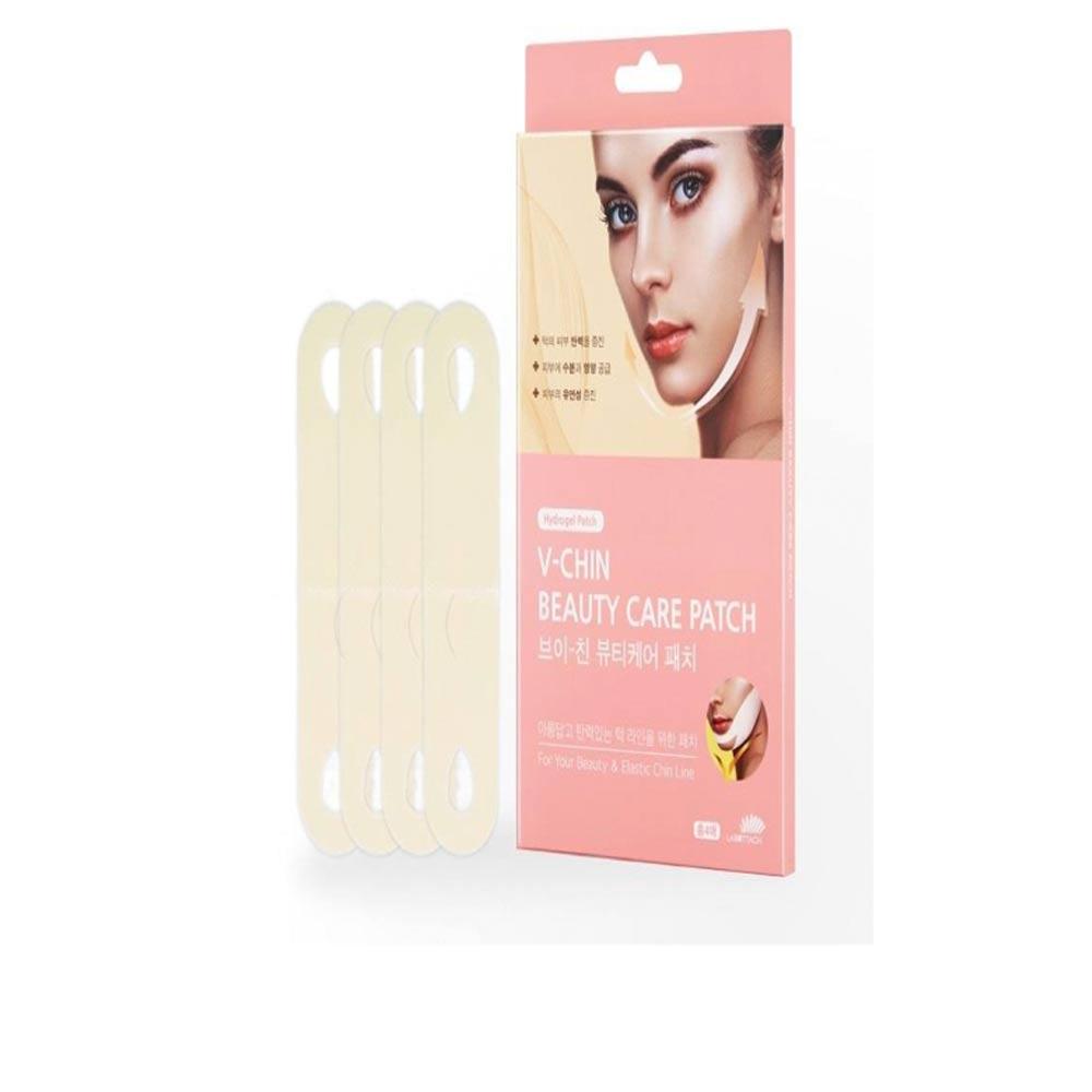 V-CHIN PATCH elastic & beauty chin line hydrogel