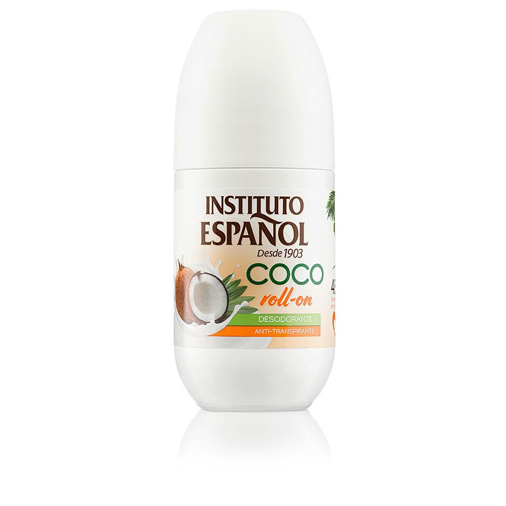 COCO desodorante roll-on anti-transpirante