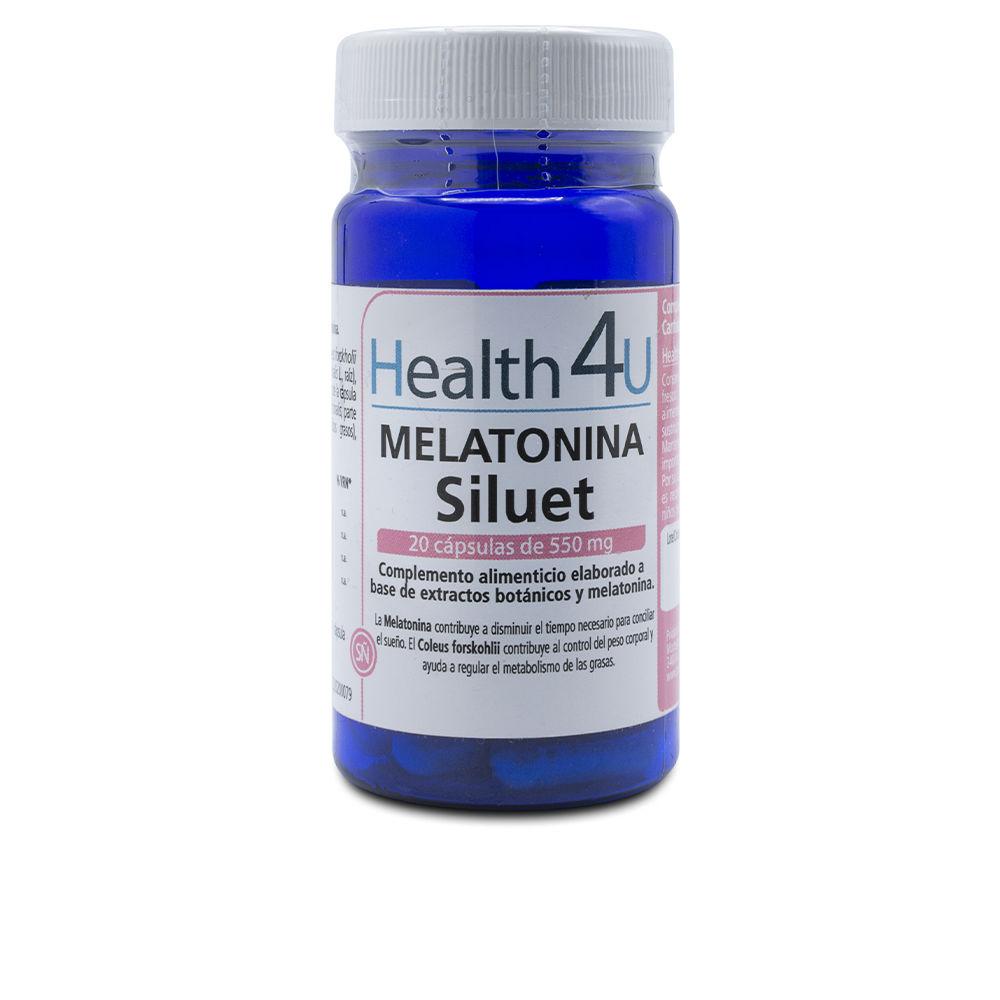 H4U melatonina siluet cápsulas