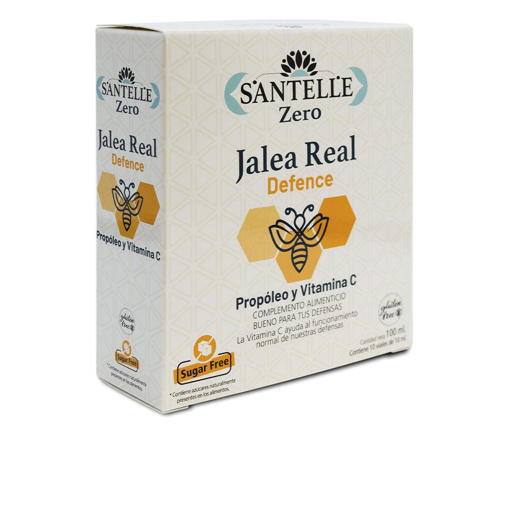 ZERO jalea real defence con propóleo y vitamina C viales