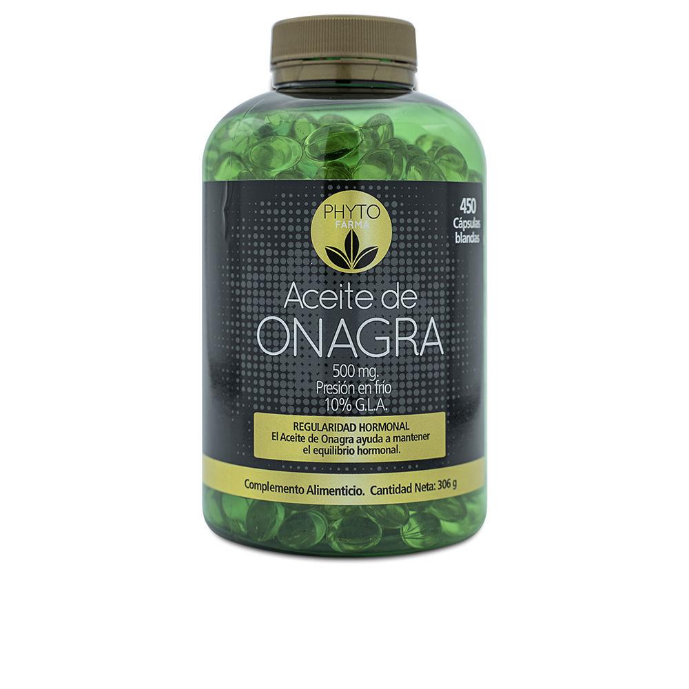 PERLAS aceite de onagra cápsulas blandas