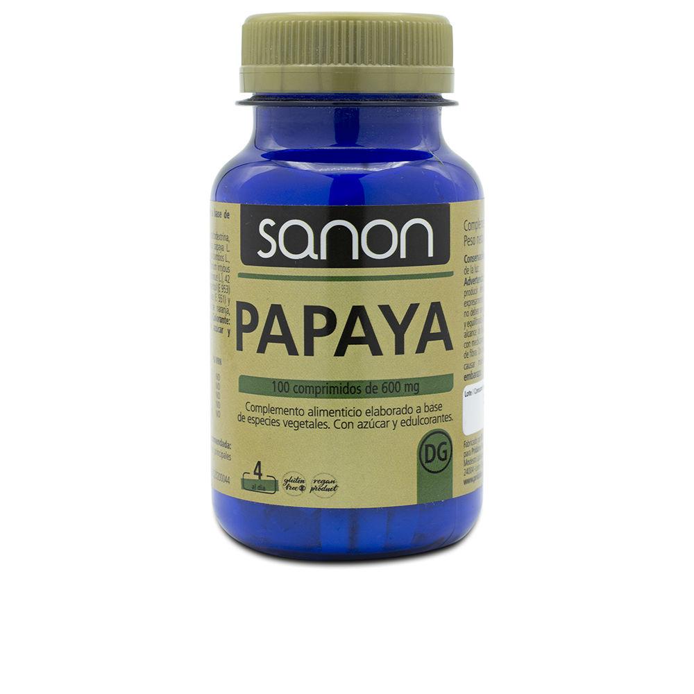 SANON papaya comprimidos