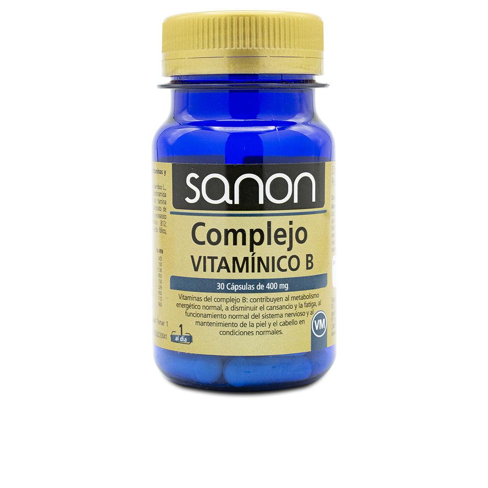 SANON complejo vitamínico B cápsulas
