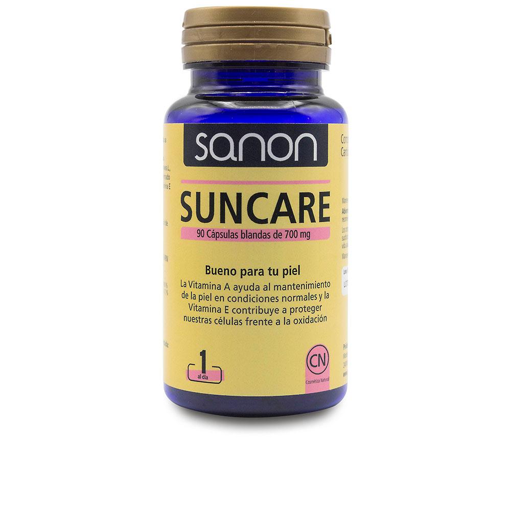SANON suncare cápsulas blandas