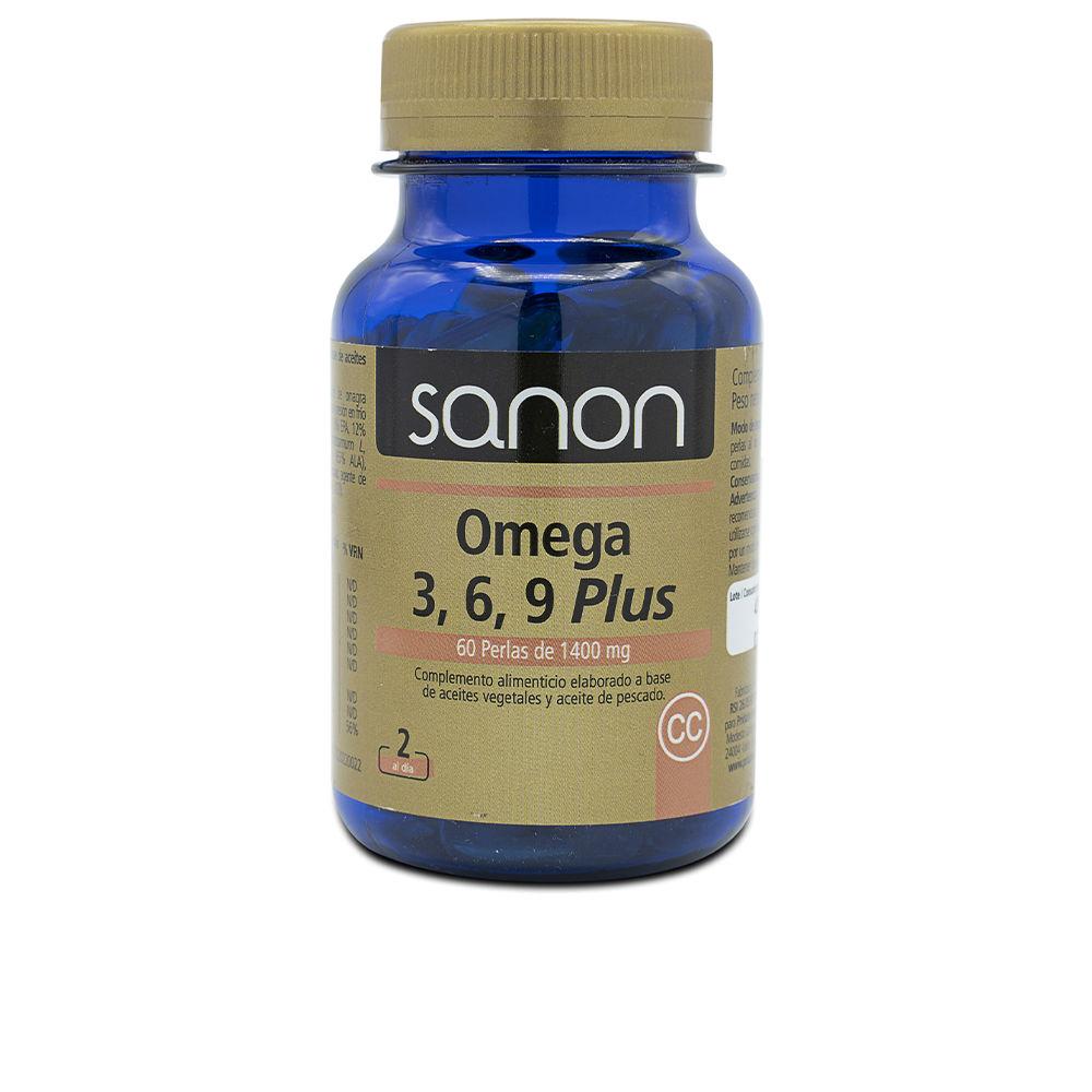 SANON Omega 3,6,9 plus perlas
