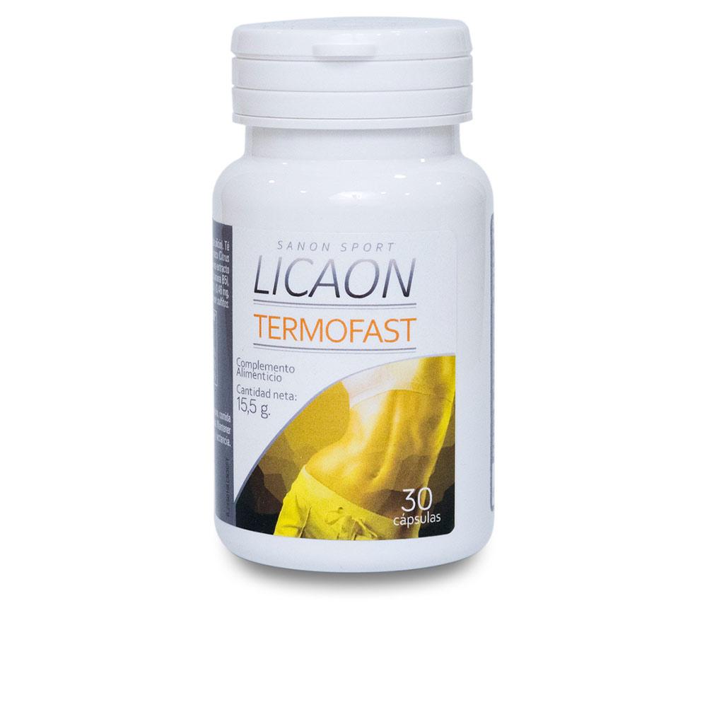 SANON SPORT LICAON termofast cápsulas